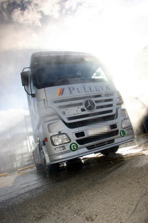 pulleyn commercial truck wash, Reading, Berkshre