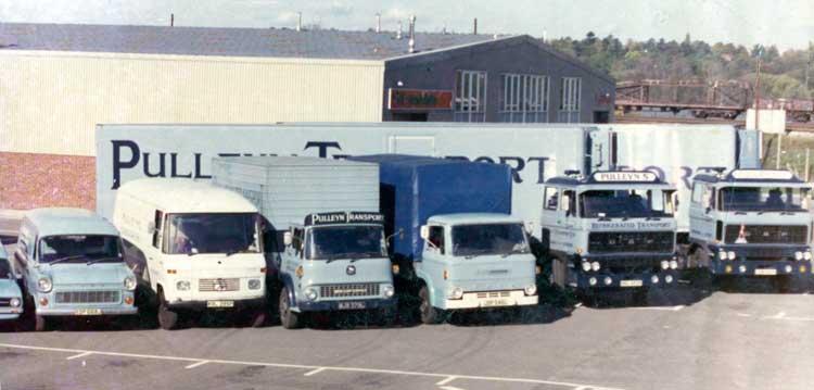 history-of-pulleyn-trucks