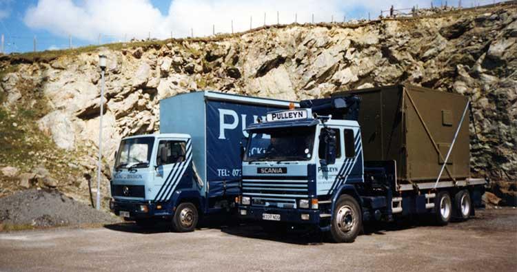 Pulleyn Trucks