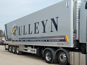 Pulleyn Transport Mercedes Sleeper Cabs for sale
