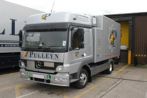 Pulleyn Transport 10T Mercedes Truck for sale