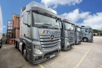PULLEYN TRANSPORT ARE LOOKING FOR 4 x CLASS 1 DRIVERS