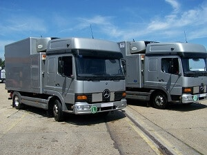 Pulleyn Transport 7.5 Tonne Vehicles for sale